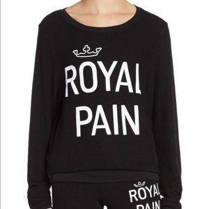 🎉HP!🎉 WILDFOX Royal Pain Oversized Sweatshirt M